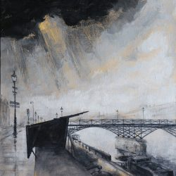 Pont des Arts 46 x 61